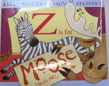 "Flip the Sound, The Breathing Tool, and ""Z is for Moose""!"