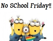 Weekly News 12-9-15/ No School this Friday