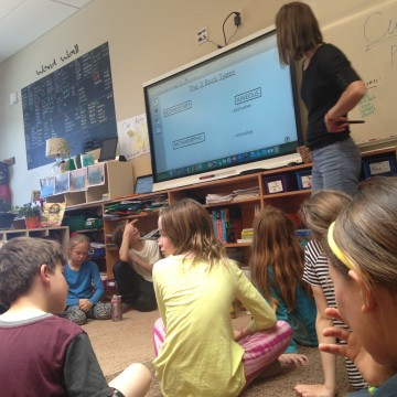 Ramblings of the 3-4 Learning Center