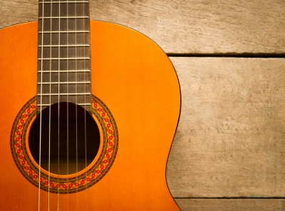 Guitar at ACS