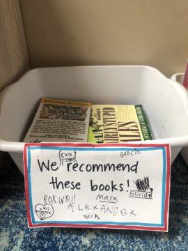 Books, BBQs, and Buddies