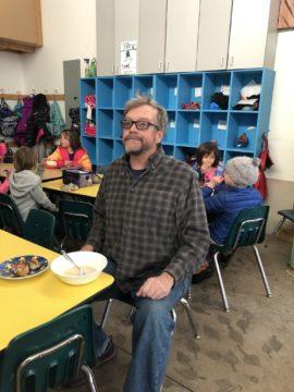 Compass News: Teacher Spotlight – Mike Mines