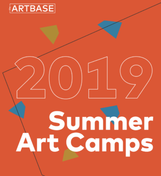 Summer Art Camps with the Art Base